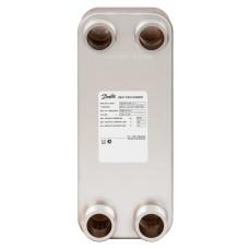 Пластинчатый теплообменник Danfoss XB 12H-1 004H7567 паяный 100 пластин