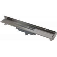 Alcaplast APZ1116 Wall Low 750 Лоток для установки в угол, вертикальный, длина 750мм