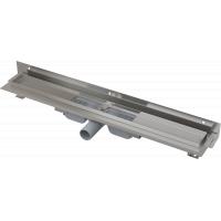Alcaplast APZ104 Flexible Low 750 Душевой лоток пристенный, низкий, регулируемый, 750мм